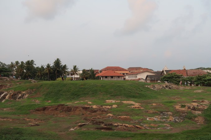 FORT GALLE: IMPRESSIONS
