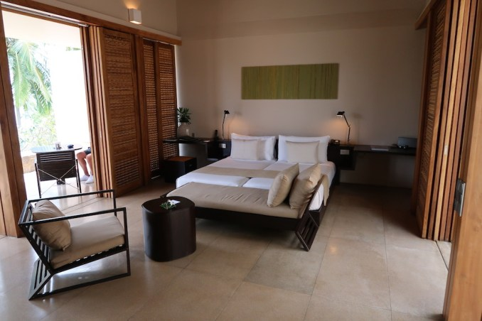 AMANWELLA: SUITE - BEDROOM
