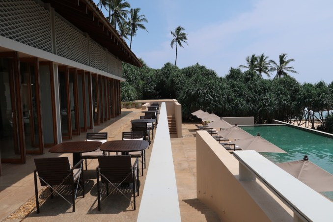 AMANWELLA: RESTAURANT & LOUNGE BAR TERRACE
