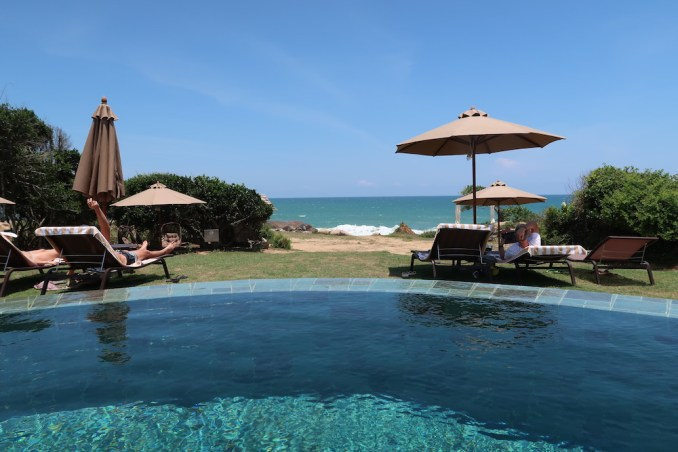 WILD COAST TENTED LODGE: SWIMMING POOL