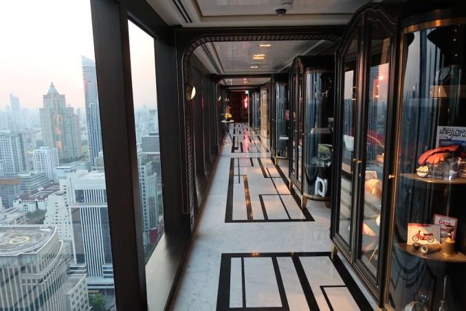 PARK HYATT BANGKOK: PENTHOUSE BAR + GRILL