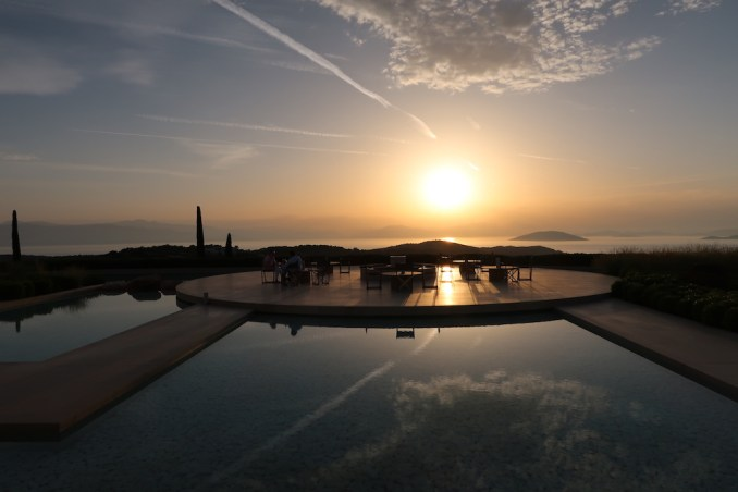 AMANZOE AT SUNSET