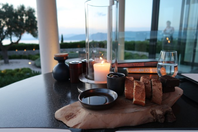 AMANZOE: DINNER AT MAIN RESTAURANT