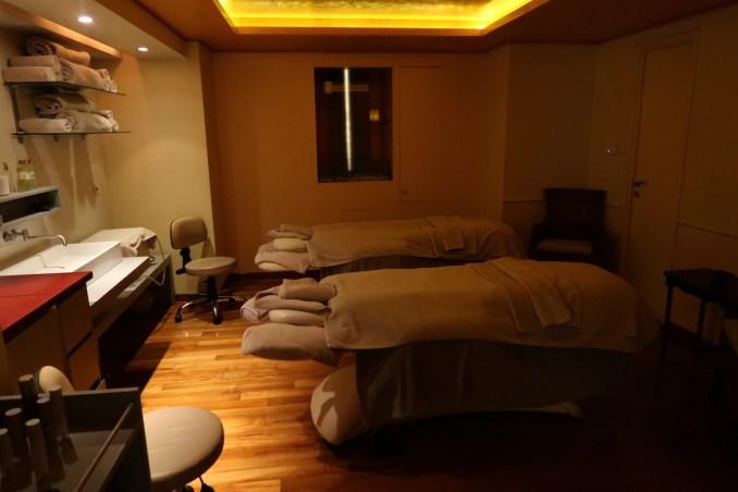 HOTEL GRANDE BRETAGNE: SPA