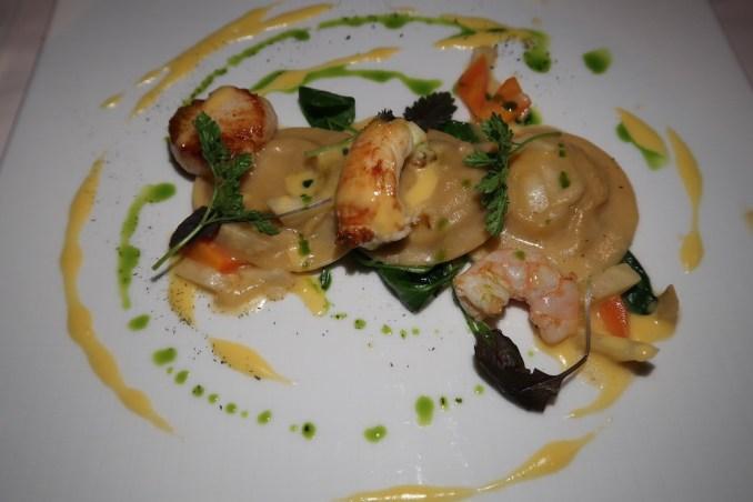 HOTEL GRANDE BRETAGNE: GB ROOFTOP RESTAURANT - DINNER