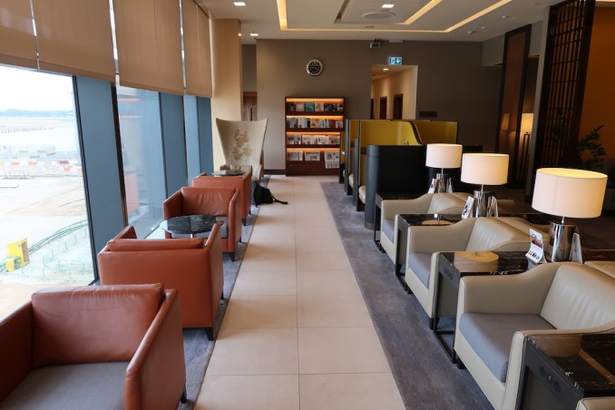 SILVERKRIS FIRST CLASS LOUNGE AT HEATHROW