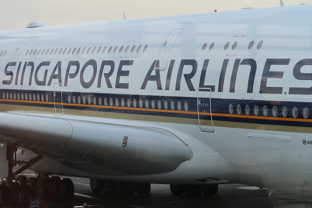 Review: Singapore Airlines A380 First Class suite - London to Singapore