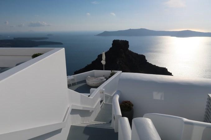 GRACE SANTORINI: STEPS TO LOWER LEVELS