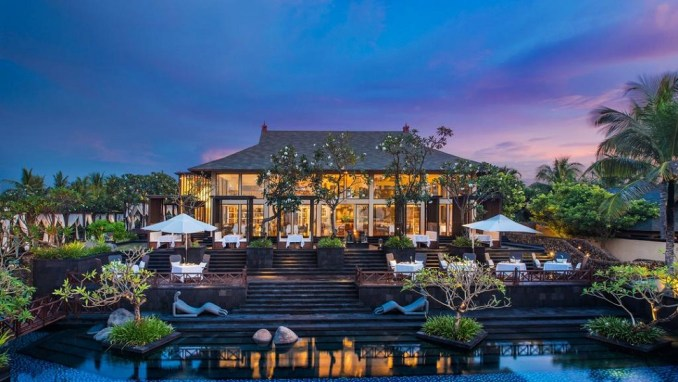 THE ST REGIS BALIS RESORT, NUSA DUA