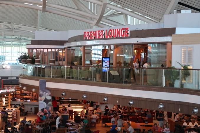 BALI AIRPORT: PREMIER LOUNGE