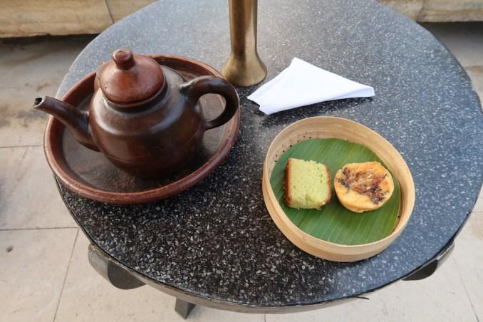 AMANJIWO: AFTERNOON TEA