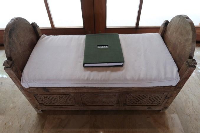 AMANDARI: VALLEY SUITE - BEDROOM