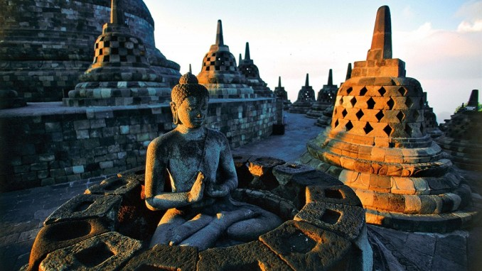BE HUMBLED BY BOROBUDUR'S MYSTICISM