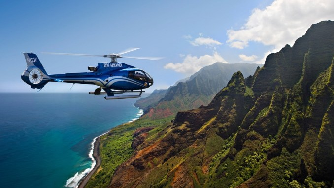 BOOK A HELICOPTER TOUR OVER THE ISLAND