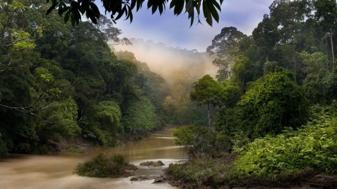 EXPLORE BORNEO BY RIVER