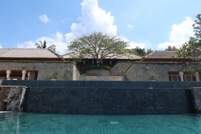 AMANKILA: POOL AREA