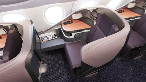 Top 10 best airlines for transatlantic Business Class