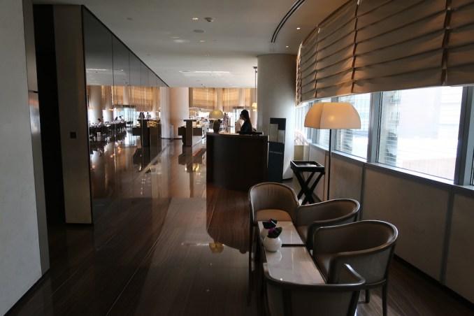 ARMANI HOTEL DUBAI: ARMANI/MEDITERRANEAO RESTAURANT