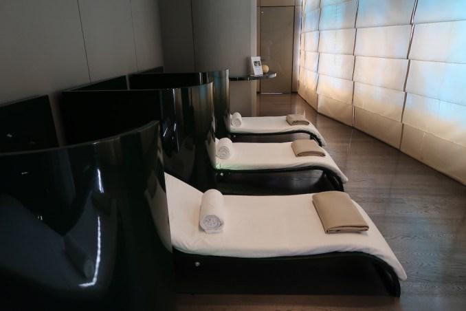 ARMANI HOTEL DUBAI: SPA - RELAXATION LOUNGE