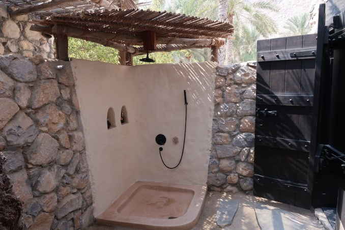 SIX SENSES ZIGHY BAY: SPA POOL VILLA - BATHROOM
