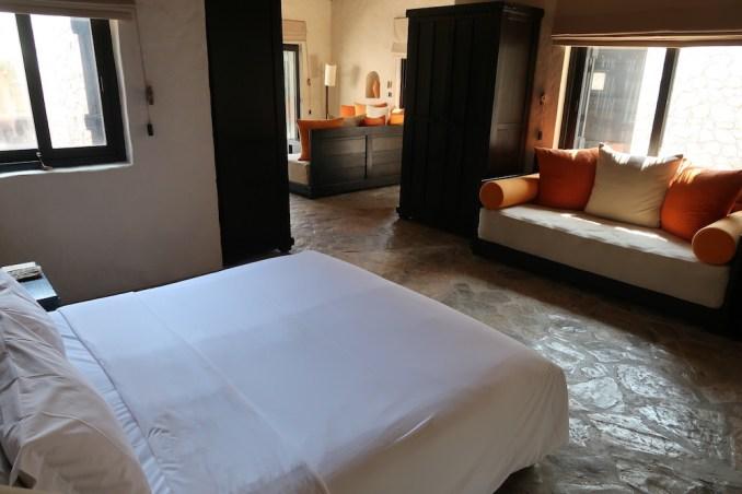 SIX SENSES ZIGHY BAY: SPA POOL VILLA - BEDROOM