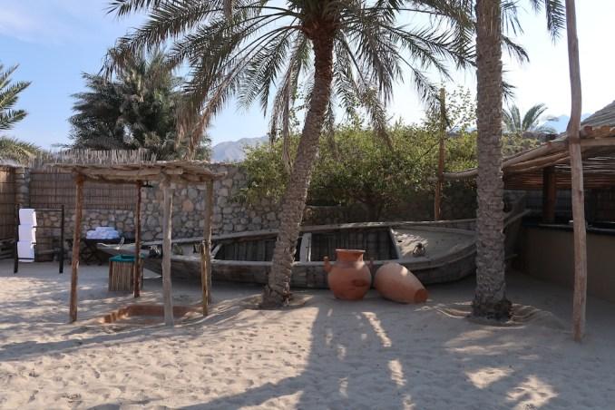 SIX SENSES ZIGHY BAY: MAIN BEACH CLUB
