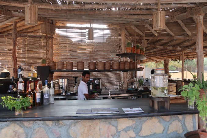 SIX SENSES ZIGHY BAY: SHUA SHACK