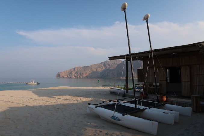 SIX SENSES ZIGHY BAY: WATER SPORTS CENTER