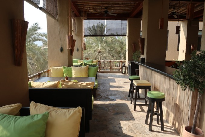 SIX SENSES ZIGHY BAY: ZIGHY BAR