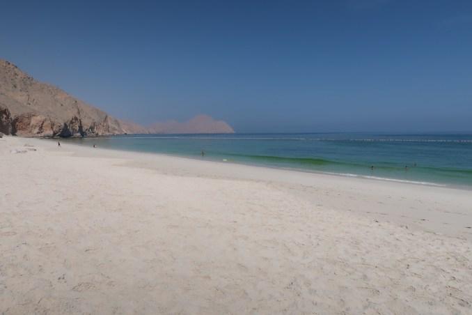 SIX SENSES ZIGHY BAY: BEACH