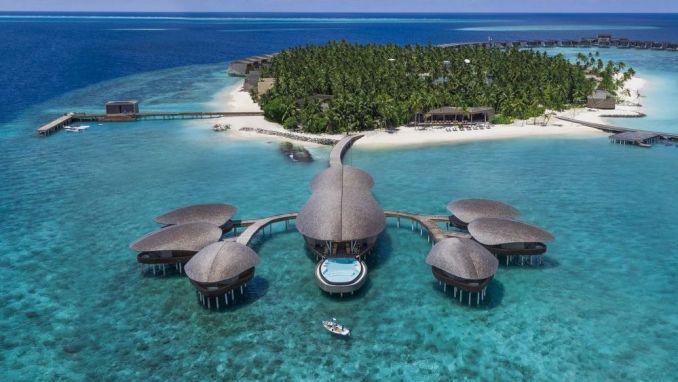 ST REGIS MALDIVES VOMMULI RESORT, MALDIVES