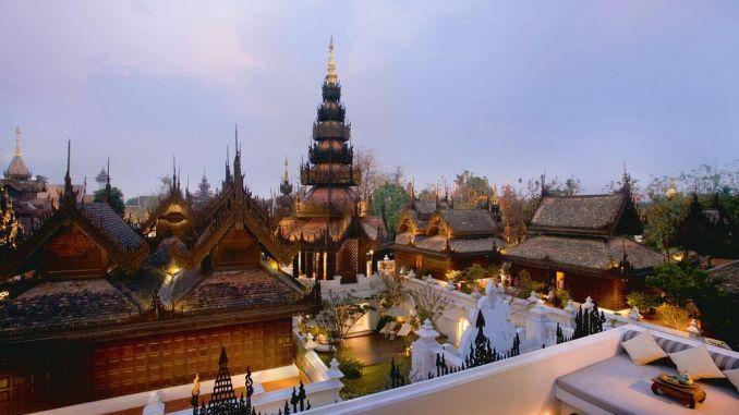 THE DHARA DHEVI, CHIANG MAI, THAILAND