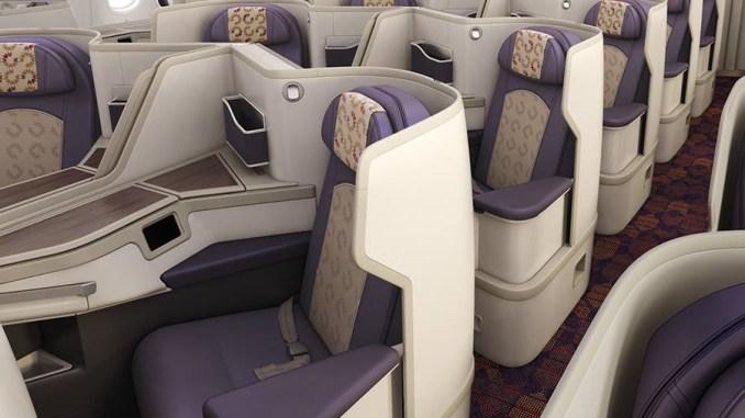 royal air maroc business class