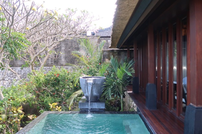 BULGARI BALI: OCEAN VIEW VILLA - POOL & TERRACE