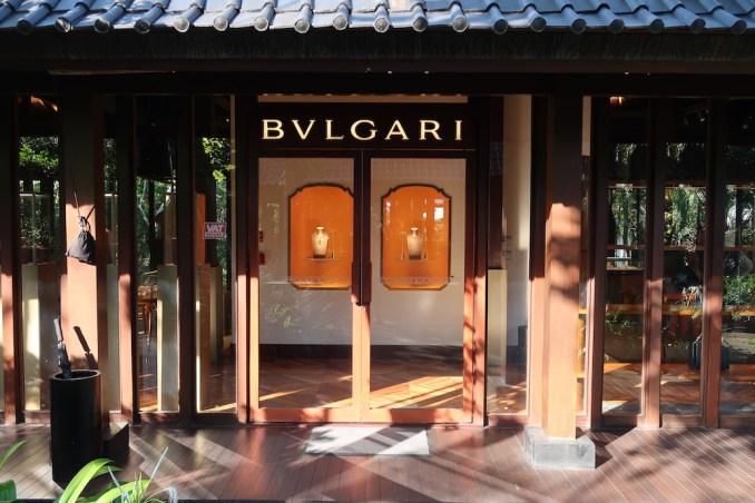 BULGARI BALI: BULGARI BOUTIQUE
