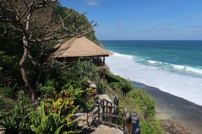 BULGARI BALI: BEACH CLUB - LA SPIAGGIA RESTAURANT