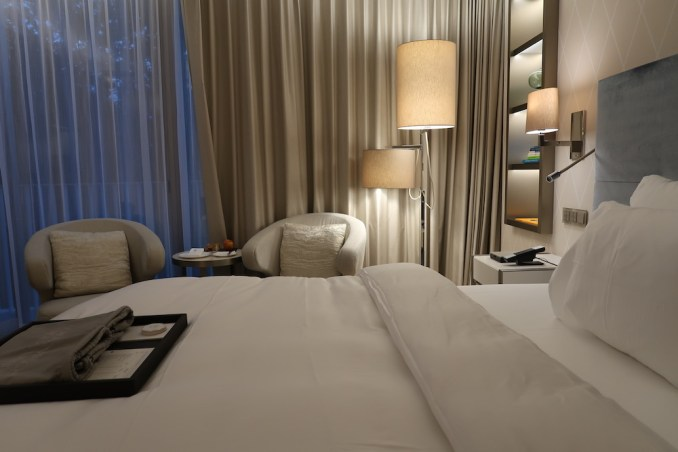THE FONTENAY HAMBURG: CLASSIC ROOM