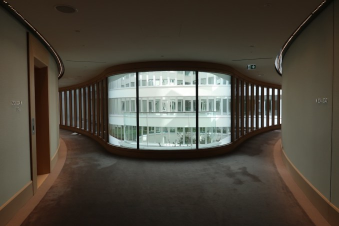 THE FONTENAY HAMBURG: GUEST ROOM FLOOR