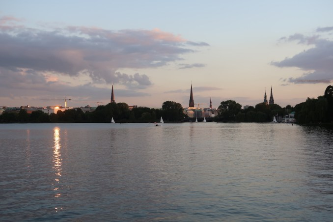 THE FONTENAY HAMBURG: ALSTER LAKE