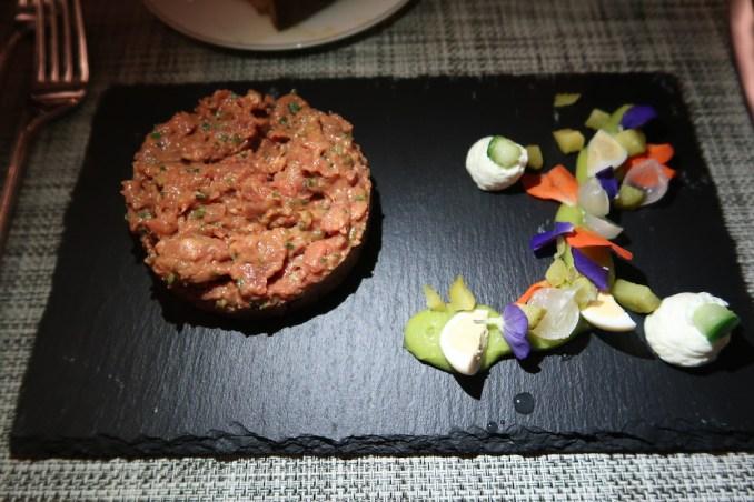 THE FONTENAY HAMBURG: DINNER AT PARKVIEW