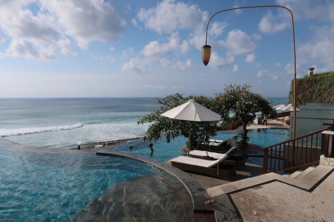 ANANTARA ULUWATU: POOL AREA