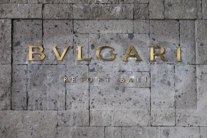 BULGARI BALI: WELCOME PAVILION
