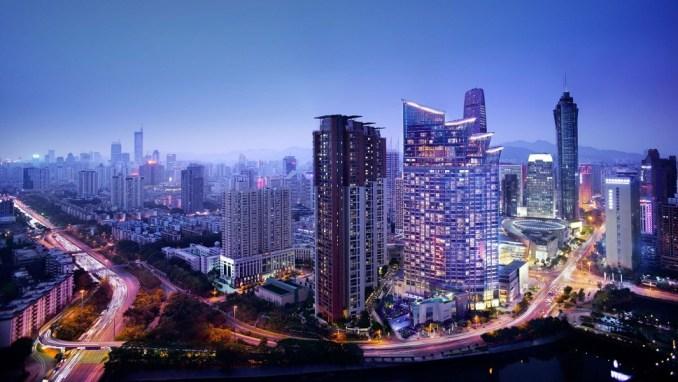 PARK HYATT SHENZHEN, CHINA