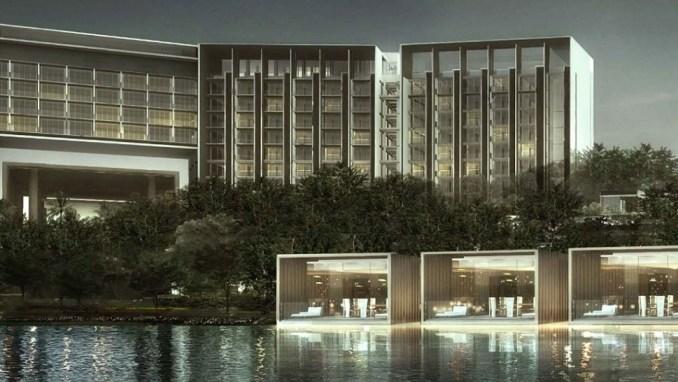 THE SINGAPORE EDITION HOTEL, SINGAPORE
