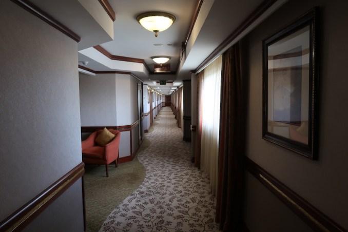 SERENA KIGALI HOTEL: GUEST ROOM FLOOR