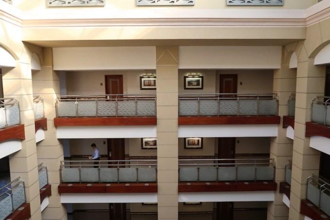SERENA KIGALI HOTEL: LOBBY