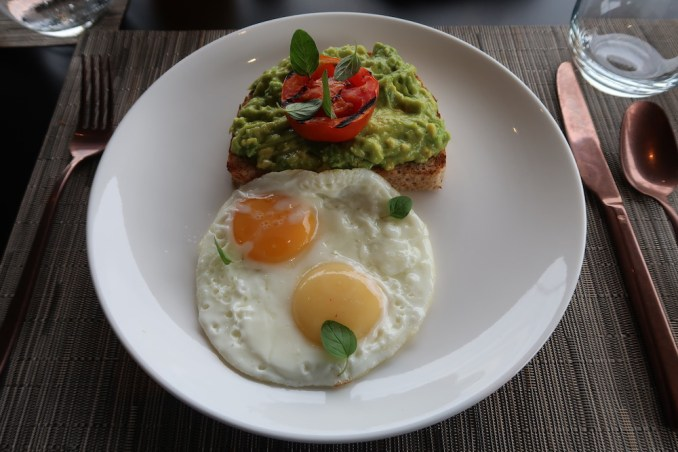 ONE&ONLY NYUNGWE HOUSE: BREAKFAST