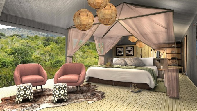 MAGASHI CAMP BY WILDERNESS SAFARIS, AKAGERA NATIONAL PARK