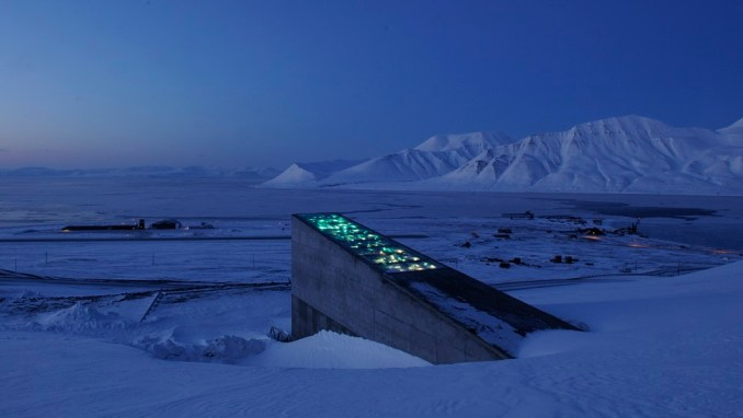 VISIT THE GLOBAL SEED VAULT