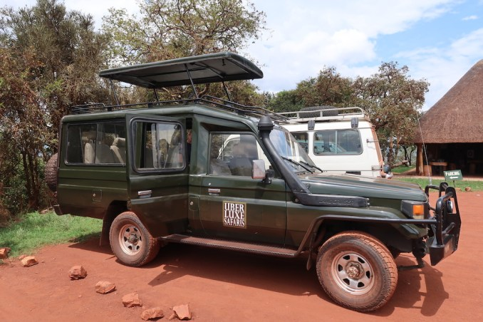 DRIVE TO AKAGERA NATIONAL PARK WITH UBER LUXE SAFARIS